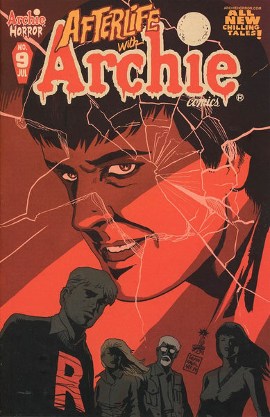 AFTERLIFE WITH ARCHIE #9 CVR A FRANCESCO FRANCAVILLA