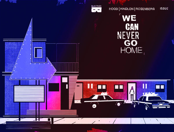 WE CAN NEVER GO HOME #3 (OF 5) 2ND PTG (MR)