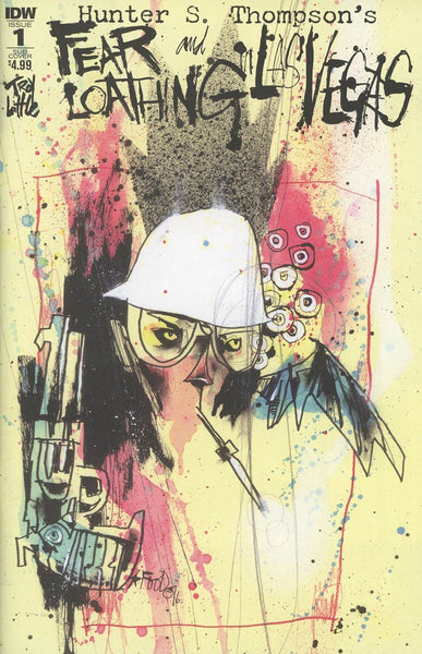 HUNTER S THOMPSON FEAR & LOATHING IN LAS VEGAS #1 SUB VARIANT