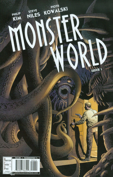 MONSTER WORLD #1 (OF 4) REG CVR KOWALSKI