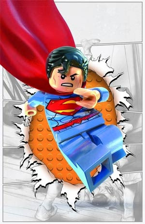 Action Comics Vol 2 #36 Cover B Lego Variant