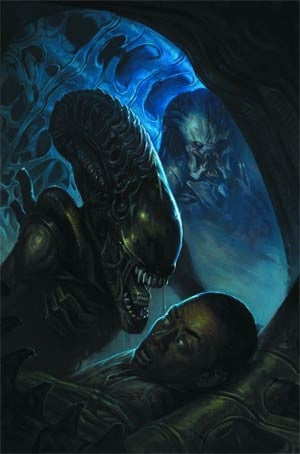 Alien vs Predator Fire And Stone #2