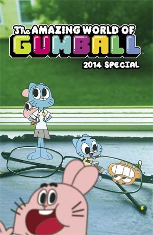 Amazing World Of Gumball Special 2014 #1 Cover A/B