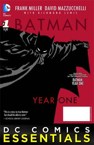 DC Comics Essentials Batman Year One Special Edition #1