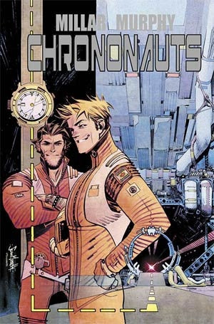 Chrononauts #1 Cover A