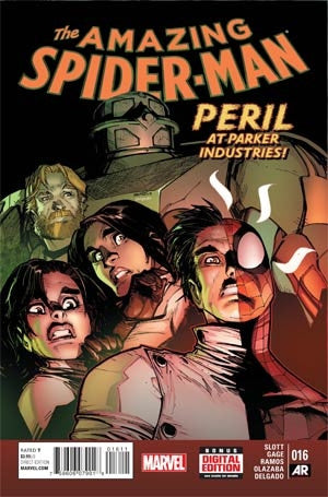 Amazing Spider-Man Vol 3 #16 Cover A