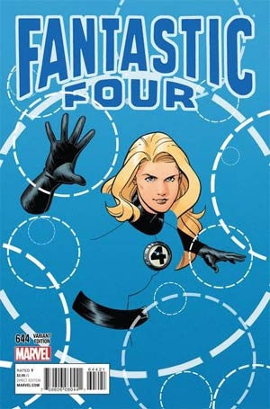 Fantastic Four Vol 5 #644 Cover C