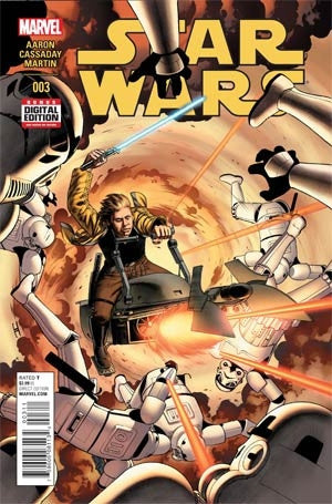Star Wars  #3 Cover A