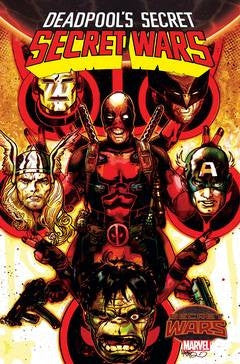 DEADPOOLS SECRET SECRET WARS #1