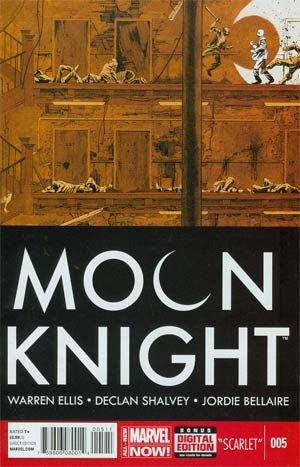 Moon Knight Vol 7 #5 Cover A