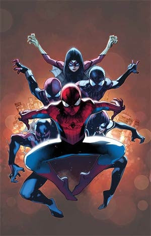 Amazing Spider-Man Vol 3 #9 Cover A
