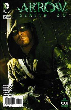 Arrow Season 2.5 #2