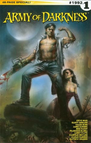 Army Of Darkness #1992.1 One Shot Cover B