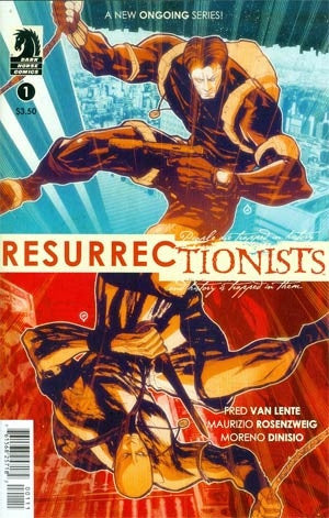 Resurrectionists #1