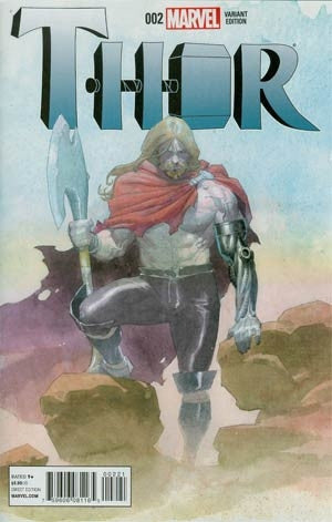 Thor Vol 4 #2 Cover C Incentive