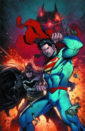 Batman Superman #16 Cover A