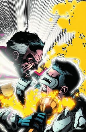 Green Lantern New Guardians #36 (Godhead Act 2 Part 3)