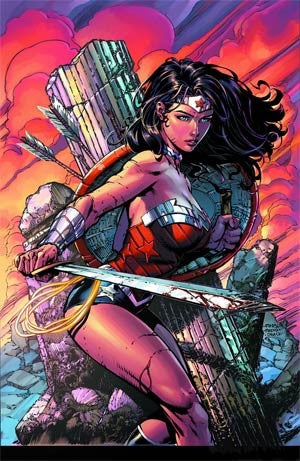 Wonder Woman Vol 4 #36 Cover A