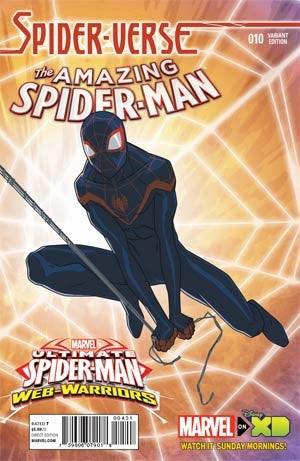 Amazing Spider-Man Vol 3 #10 Cover B Incentive