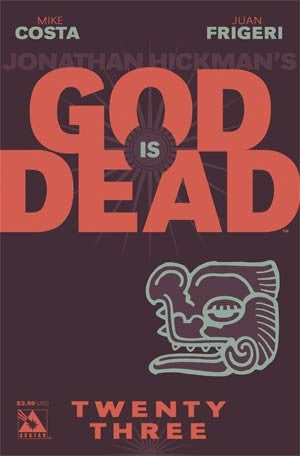 God Is Dead #23 Cover A