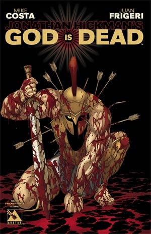 God Is Dead #23 Cover D Iconic Cover