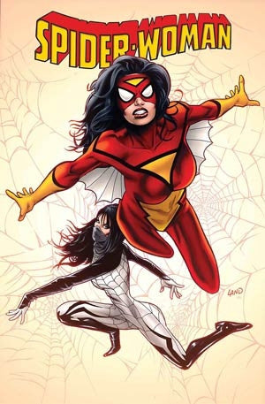 Spider-Woman Vol 5 #1 Cover A