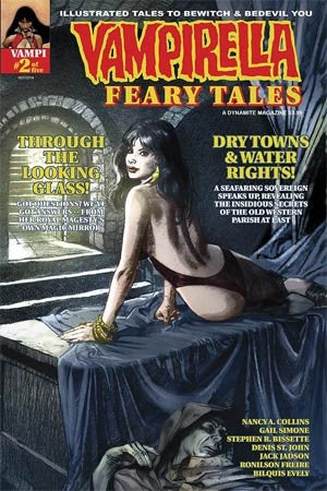 Vampirella Feary Tales #2 Cover C