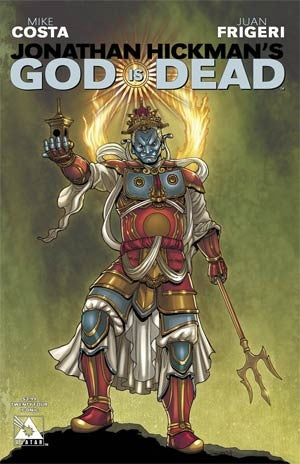 God Is Dead #24 Cover D