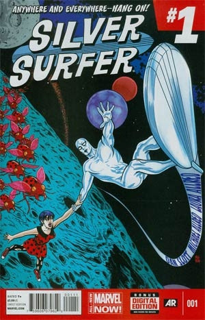 Silver Surfer Vol 6 #1