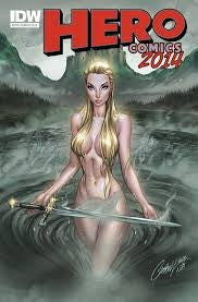 Hero Comics 2014 Cover A
