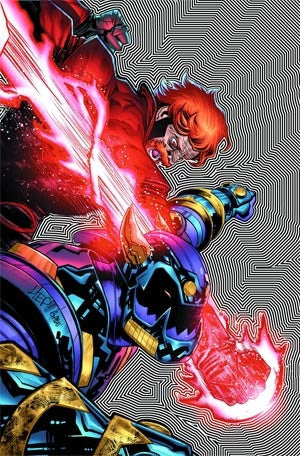 Red Lanterns #36 (Godhead Act 2 Part 4)
