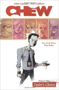 Chew Vol 1 Tasters Choice TP
