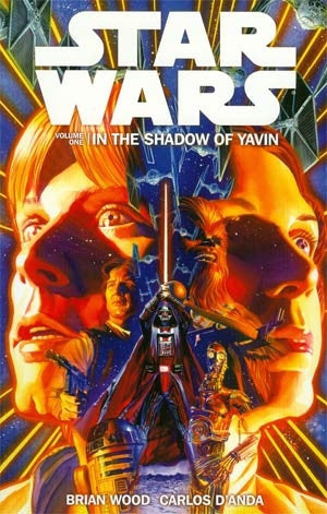 Star Wars Vol 1 In The Shadow Of Yavin TP