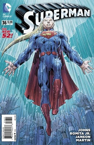 Superman Vol 4 #36 Cover A