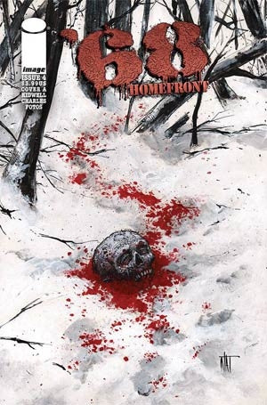 Birthright #2 Cover B Second Printing