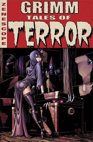 Grimm Fairy Tales Presents Grimm Tales Of Terror #5 Cover C