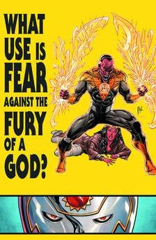 Sinestro #6 Cover A Godhead Act 1 Part 6