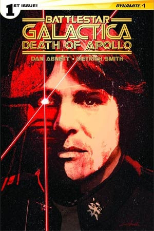 Battlestar Galactica Death Of Apollo #1 Cover C