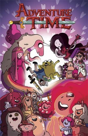 Adventure Time #34 Cover A