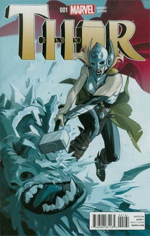 Thor Vol 4 #1 Cover E Incentive
