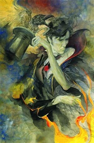 Sandman Overture #4 Cover A