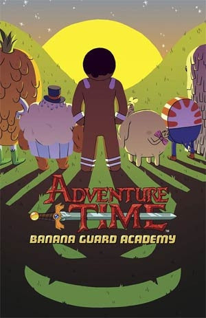 Adventure Time Banana Guard Academy #6 Cover A/B