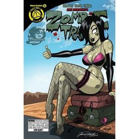 Zombie Tramp Ongoing Phantom Variant #1