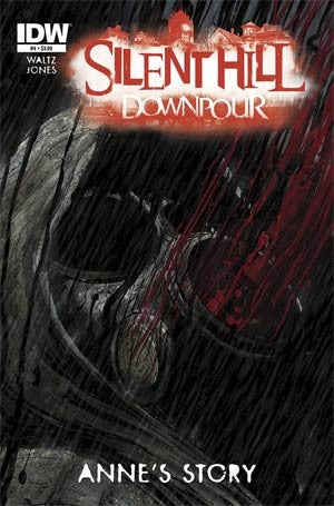 Silent Hill Downpour Annes Story #4 Cover A