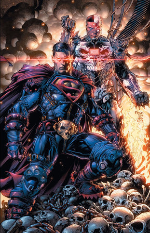 DARK NIGHTS METAL #3 (OF 6) DAVID FINCH VIRGIN EXCLUSIVE