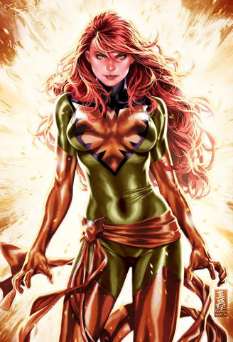 PHOENIX RESURRECTION RETURN JEAN GREY #1 (OF 5) MARK BROOKS EXCLUSIVE CVR B
