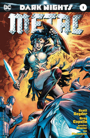 DARK NIGHTS METAL #1 (OF 6) LEE VAR ED