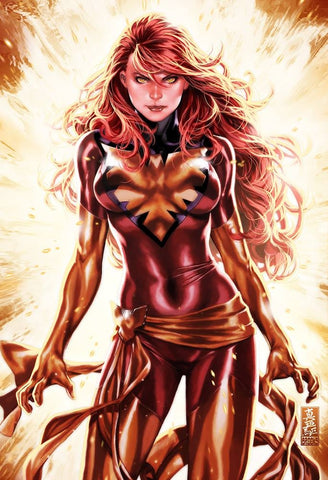 PHOENIX RESURRECTION RETURN JEAN GREY #1 (OF 5) MARK BROOKS EXCLUSIVE CVR C