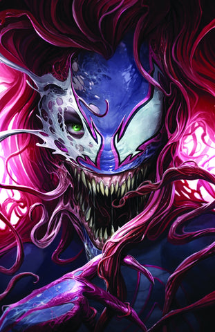 AMAZING SPIDER-MAN #29 MARY JANE VENOM FRANCESCO MATTINA 4 PACK