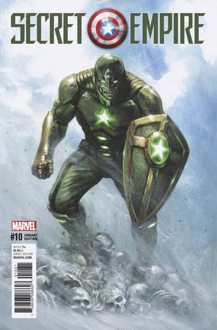 SECRET EMPIRE #10 (OF 10) DELLOTTO CIVIL WARRIOR VAR